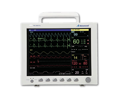 Advanced PM-2000A Pro Heart Rate Monitor