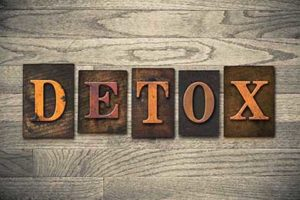 detox from dependence and addiction